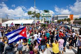 Cuba protests are a 'clarion call for ...