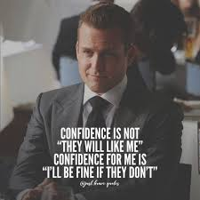 Cafa2041 Now Thats The Real Self Confidence Justbravequotes