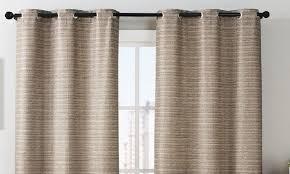 manor room darkening grommet curtain