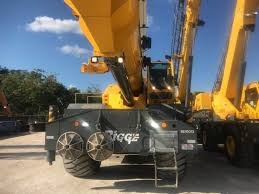 Grove Grt8100 Load Chart Grove Grt8100 Grove Grt8100 Crane Chart And Specifications
