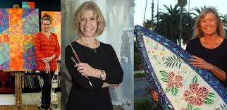 Santa Barbara Studio Artists at GraySpace Gallery - Elizabeth Appraisals