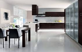 Black And White Modern Kitchen Appealing Modern Kitchen Design Ideas Orangearts Black And White