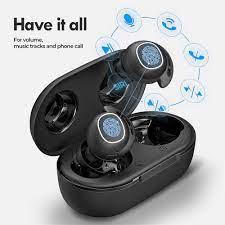Mpow M30 TWS Bluetooth Earphones True Wireless Earbuds Touch Control  Earphone Built in Microphone IPX7 Waterproof For Iphone 11|Bluetooth  Earphones & Headphones