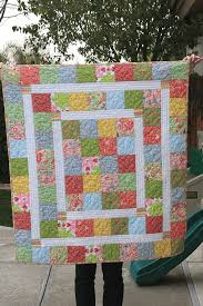 Super Quick and Easy Baby Quilt New Moms Will Love - Quilting ... & Super Quick and Easy Baby Quilt New Moms Will Love - Quilting Digest Adamdwight.com
