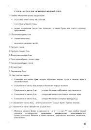 МПСУ отчет по логопедической практике на заказ МПСУ схема анализа письма и письменной речи практики логопеда