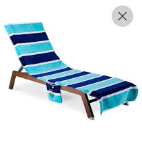 personalized lounge chair covers beach chair covers beach