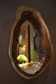 Small Picture 25 best Wood mirror ideas on Pinterest Circular mirror Wood