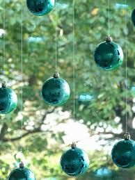 Alternatives to hanging ornaments on a tree
