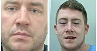 Police are looking for these two men as part of domestic abuse ...