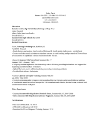 Sample Red Cross Resume Example Resume Skills Skills List For