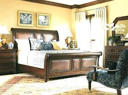 Rustic Distressed Bedroom Furniture Grey White Set Bed Wood Sets