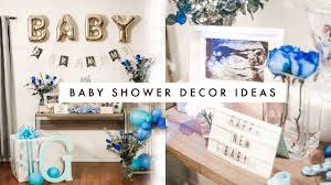 Baby Shower Design Ideas Baby Shower Decoration Ideas