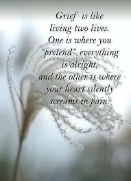 Pin by Dina Wade on )))GRIEF((( | Grieving quotes, Quotes, Inspirational  quotes