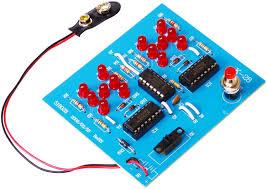 elenco k 28 pocket dice soldering kit