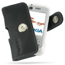 Nokia 6110 Navigator Leather Holster ...