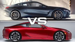 2018 bmw 8 series gran coupe. contemporary gran 2018 bmw 8 series vs lexus lc 500  luxury coupe interior exterior  drive to bmw series gran coupe