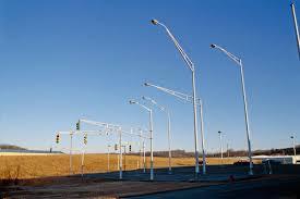 Hapco Light Pole Aluminum Traffic Series Hapco