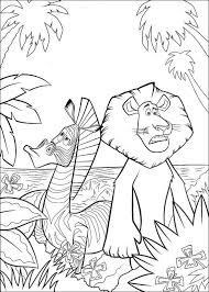 Kleurplaat Madagascar Kleurplaat Kleurplaten Disney Kleurplaten