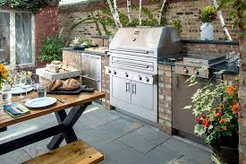 How To Create An Outdoor Kitchen Even On A Budget The Seattle Times