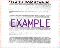 ftce general knowledge essay test coursework academic service ftce general knowledge essay test