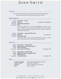sample resume student 25 new resume sample for high school student no experience images