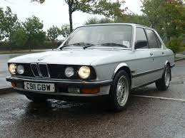 All BMW Models 1987 bmw 528i : Automotive Database: BMW 5 Series (E28)