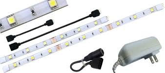 under cabinet plug in lighting. custom led tape light kit for under cabinet lighting plug in i