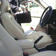 treat ink stains on leather car seats at first sight before the soaks in seat stain