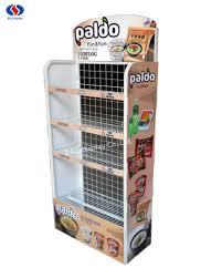 Hot Food Display Stands Adorable China Hot Sale Food Display Rack For Retail ShopStoreSupermarket