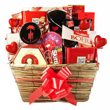 romantic gift basket germany uk austria belgium spain
