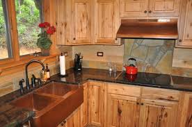 Rustic Granite Countertops Kitchen Butcher Block Countertops Cost For Adding Extra Workspace