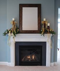 fireplace mantel mirror decorating ideas fireplace mantel