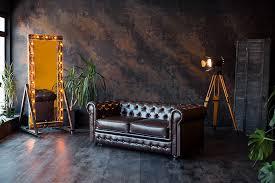 16 dark brown leather sofa decorating