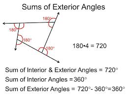 exterior angles of a polygon formula. exquisite modest exterior angles of a polygon formula