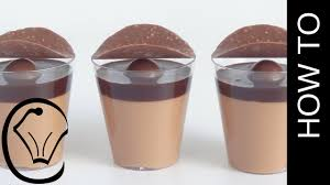 chocolate caramel mousse shot glass dessert cups by cupcake savvy s kitchen