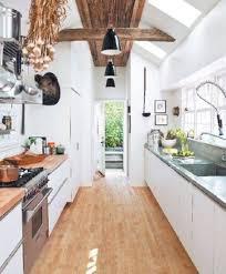 Extraordinary Gallery Kitchen Design Ideas