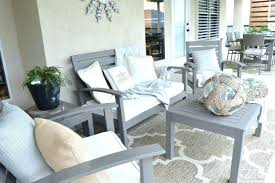 farmhouse patio furniture incredible outdoor table white t90