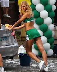 Heels leg tease teen cheerleaders