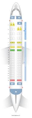 A319 Seating Chart Seatguru Seat Map Royal Jordanian Seatguru