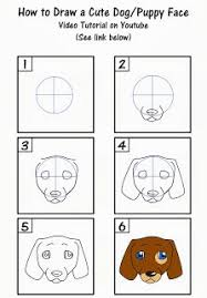 Small Picture 154 best Drawing tutorials cats and dogs images on Pinterest