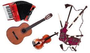 The orkney and shetland isles sing english songs and play the fiddle quite frequently. Scottish Musical Instruments Download Scientific Diagram