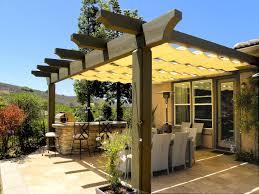 diy deck canopy patio shade sails backyard ideas sail installation outdoor instadeckus furniture decorationsmagnificent idea with