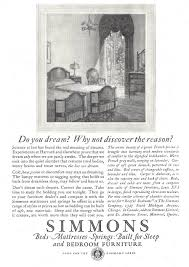 Simmons Bedroom Furniture Simmons Company Advertisement Gallery