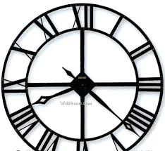 wrought iron clock architecture large wall decor within prepare from outdoor clocks australia