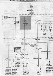 dtc p0540 diesel place chevrolet and gmc diesel truck forums duramax tcm pinout at 2006 Lbz Duramax Fuse Box Diagram