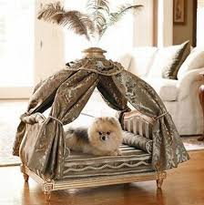 small dog furniture. Pet Beds With Canopy, Modern Furniture Design For Small Dogs Dog S