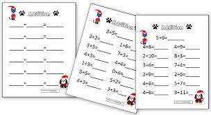 Free Holiday-Themed Addition and Subtraction Worksheets ...