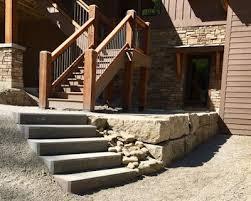 reclaimed large stone blocks