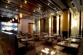 Modern Mexican Restaurant Interior Design of Border Grill, Las Vegas Dining  Decor