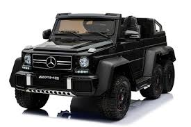 It is in its element off the beaten track. Mercedes Benz G63 Amg 6x6 Kids Battery Operated Car 12v With Remote Minime Dealership